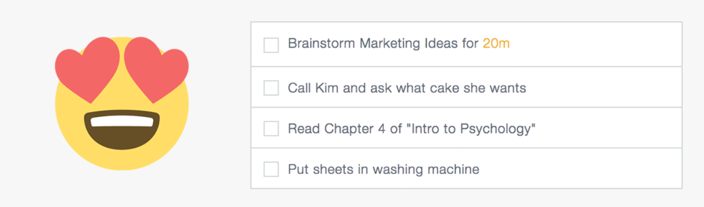 Three simple rules for writing great tasks for your to-do list